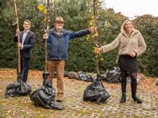 Wat zou dat mooi zijn: Losserse buurtschap De Zoeke één grote fruitboomgaard