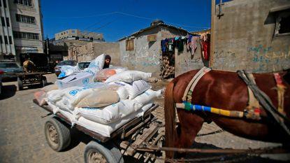 Hongersnood dreigt voor inwoners van Gaza door verdwijning financiële steun VS
