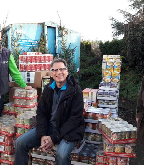 Kerstmarkt Kringloop doneert aan  voedselbank