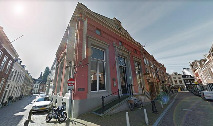Het Polman's Huis aan de Keistraat.