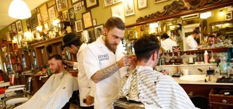 Barbiers blijven populair