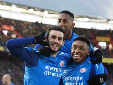 PSV heeft na 25 duels meer punten dan in seizoen met puntenrecord