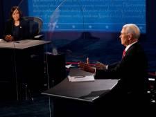 Bijna 58 miljoen tv-kijkers voor debat Harris en Pence