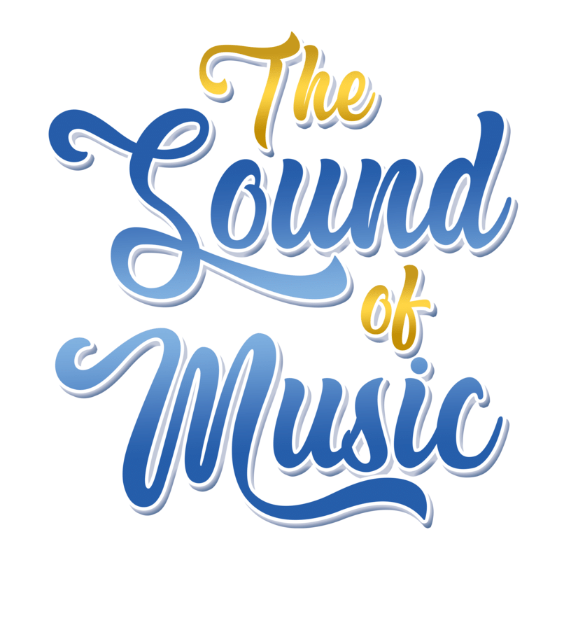Het logo van The Sound of Music.