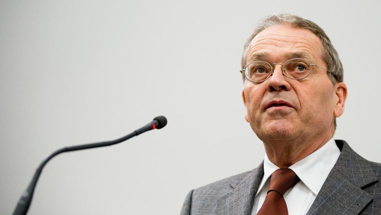 Brenninkmeijer is bijzonder kritisch over het functioneren van het bestuurlijk stelsel in Amsterdam Beeld anp