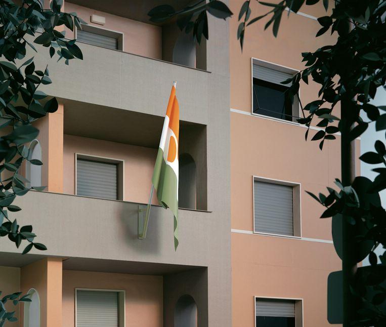 Embassy I is één van de werken die niet vaak worden vertoond.