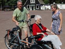 Speciale elektrische fietsen voor gehandicapten