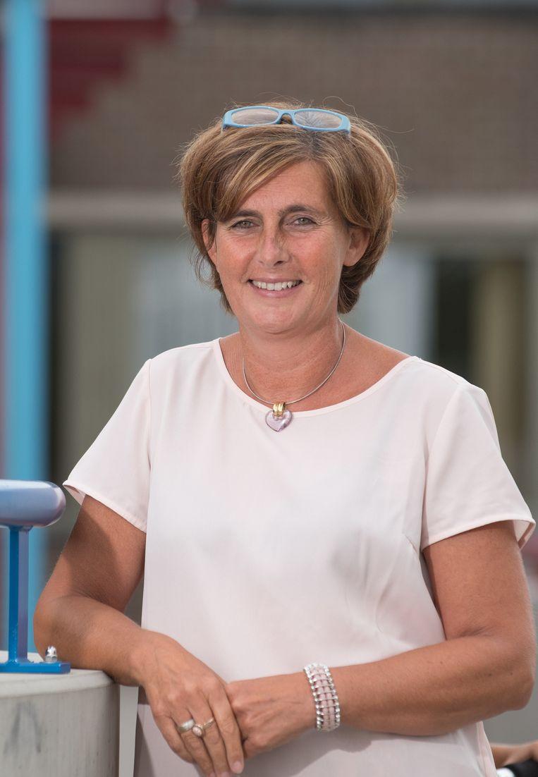 Directrice Mieke Vanmaercke.