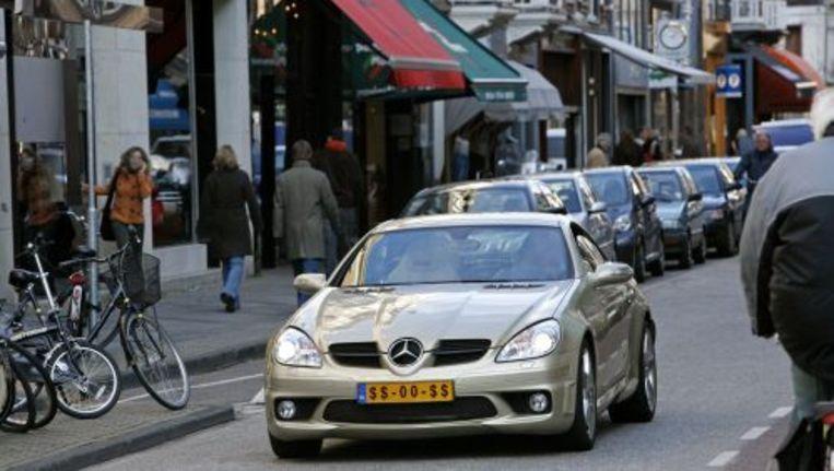De PC Hooftstraat in Amsterdam. ANP Beeld