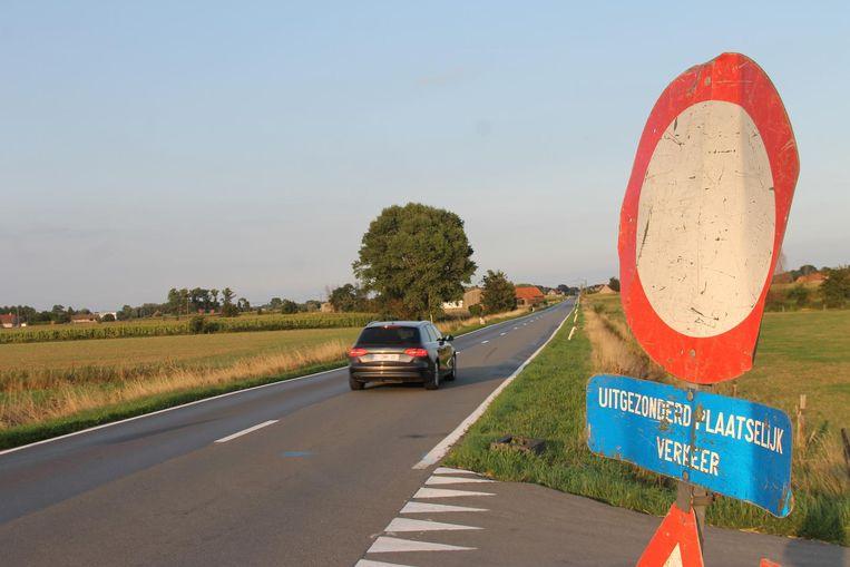 In de volgende legislatuur komt er een nieuw fietspad op de Meulebekesteenweg.