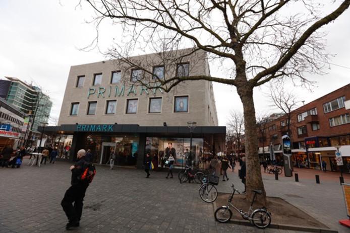 De Primark in Eindhoven.