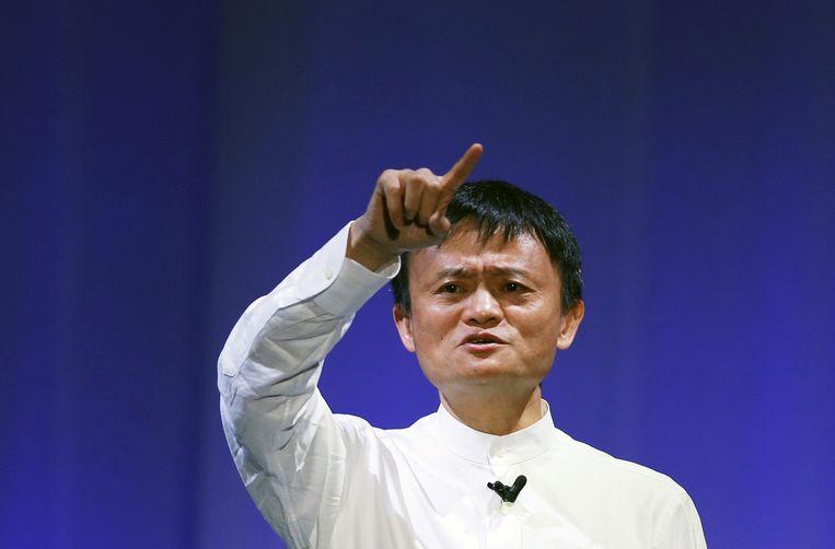 Per minuut worden 50.000 dingen verhandeld via Taobao. Beeld ap
