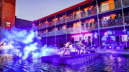 Electrofestival op het balkon van je hotelkamer