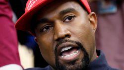 Kanye West stelt zich kandidaat voor presidentsverkiezingen VS