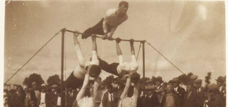 Expo en reünie sluiten jubileumjaar Hardinxveldse gymnastiekvereniging OKK af