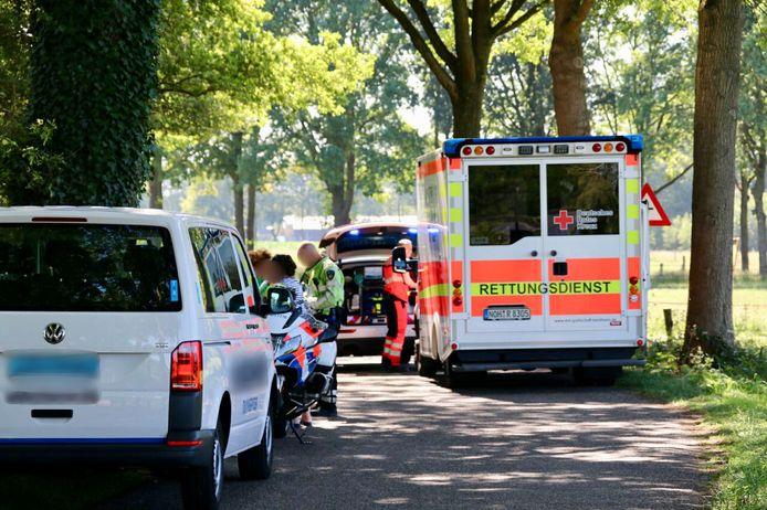 Zwaar ongeval in Denekamp