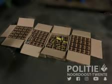 Dozen vol illegale nitraten gevonden in bedrijfspand in Losser