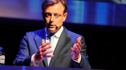 """Bart De Wever toont geen begrip voor betogers: """"Pensioenhervorming is als de klimaatverandering: onafwendbaar"""""""