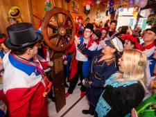 Stuurwiel voor glorieus uit as herrezen Café Sailor in Arnhemse wijk Klarendal