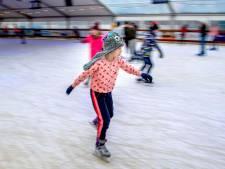 Winssense jeugd kan vandaag schaatsen op een baantje bij voetbalclub Roda '28