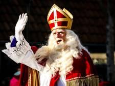 Burgemeester verwelkomt Sinterklaas met live-uitzending