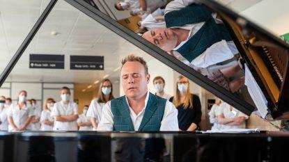 """Jef Neve geeft concerten in UZ: """"Massaal bekeken en gedeeld"""""""