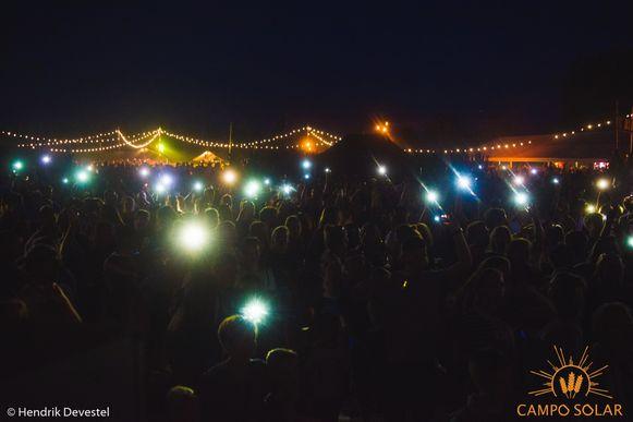 Campo Solar groeide de voorbije jaren uit tot een gigantisch succes