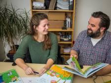 Kim en Tim uit Hattem maken naam in boekenwereld