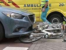 Man en vrouw geschept op fietspad in Etten-Leur
