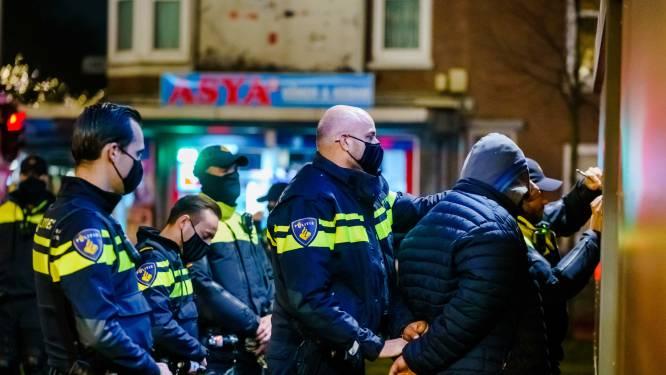 """""""Beheersbare avond"""" in Rotterdam, 25 aanhoudingen"""