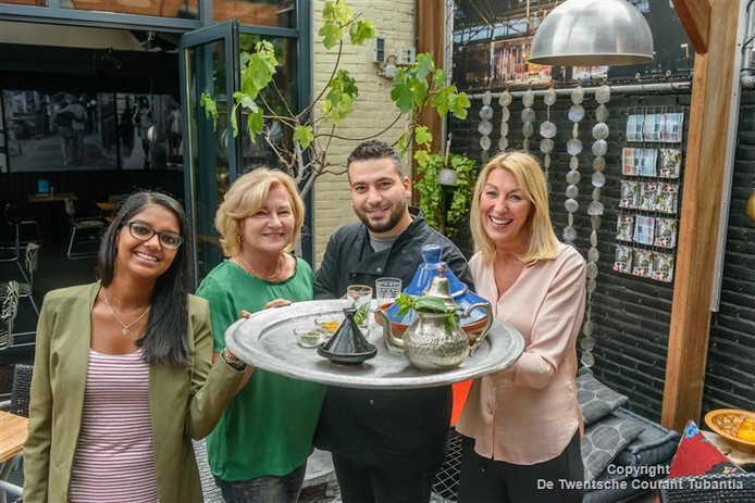 Syrische Koks Een Avond De Baas In Restaurants Hengelo Hengelo Adnl