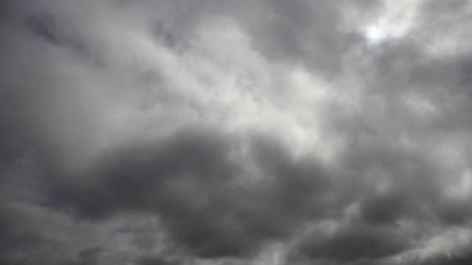 Storingen domineren het weer: zwaarbewolkt tot betrokken op meeste plaatsen