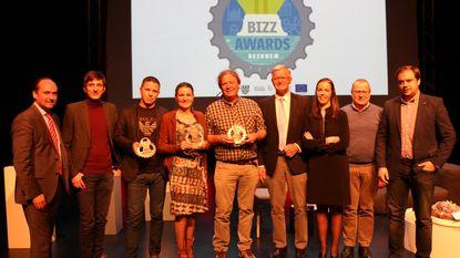 Stad beloont ondernemers met Bizz Awards
