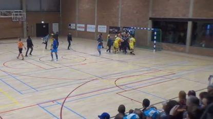 VIDEO. Futsalkampioen Halle-Gooik kan zowaar nog verliezen (maar je moet het zien om het te geloven)