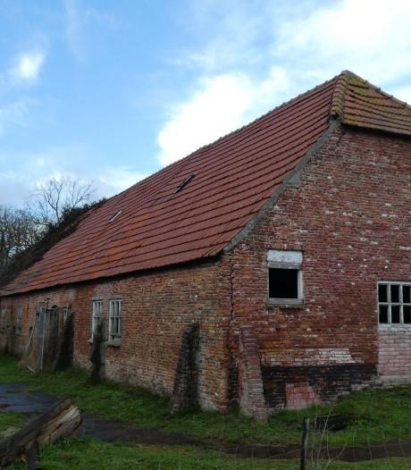Er gloort weer hoop voor vervallen molenhuis in Middelrode