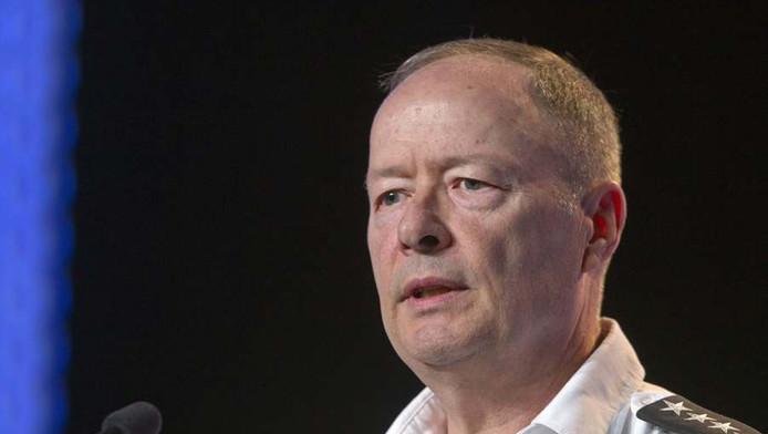 Keith Alexander, directeur van de NSA.