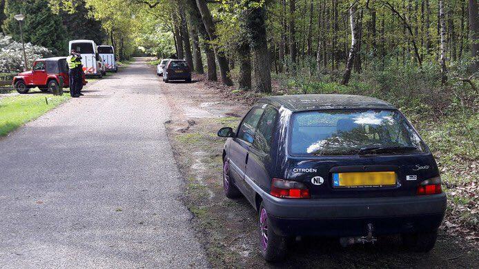 De auto van de vermiste Nunspeetse werd gevonden aan de Elspeterweg