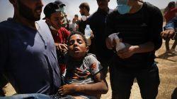 """Save the children: """"Zeker 150 kinderen beschoten in Gaza"""""""