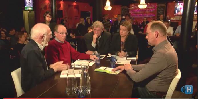 Politiek Café Hengeloos Peil is elke tweede maandag van de maand te bezoeken in brasserie So Nice van het Rabotheater.