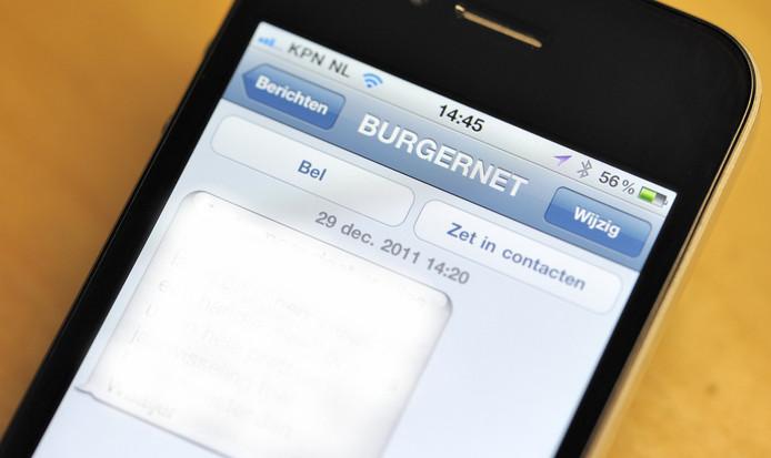 Burgernet.