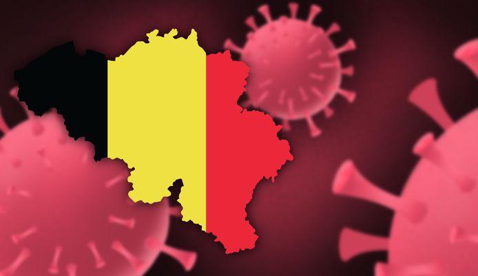België coronavirus covid-19