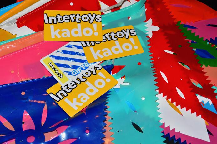 Cadeaukaarten van Intertoys