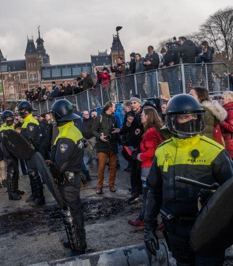 Van 'rellende politiemensen' tot jodenvervolging; een kijkje in de belevingswereld van de actievoerders