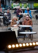 TT-2020-004623  - Losser  -    Eerste  en laatste concert in openlucht theater van dit seizoen. Speciale coronaopstelling voor publiek.  Editie: Oldenzaal fotografie: Cees Elzenga/hetoog.nl CE20200905
