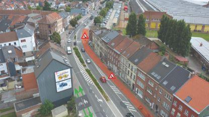 Pidpa gooit voet- en fietspad Leuvensesteenweg open