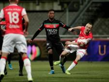 MVV - NEC eindigt in doelpuntloos gelijkspel