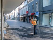 Straatbeeld: Stille stad