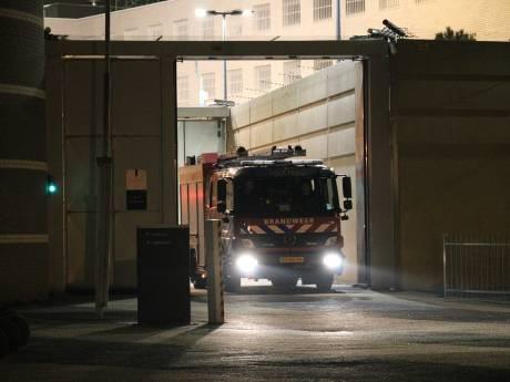 Brandje in gevangenis Nieuwegein snel geblust
