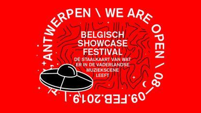Trix toont 30 Belgische nieuwe bands op We Are Open