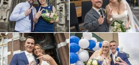 Ik trouwde op 20-02-2020... en ik was niet de enige